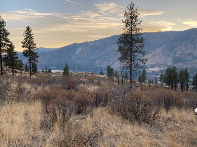 20 acres with great views of Lake Chelan!