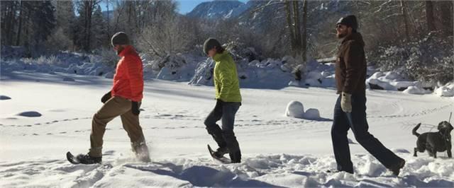 Winter Adventure Walk