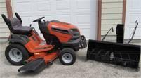 Tractor Mower Snow Blower