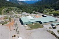 78,000 SF Warehouse & Industrial Building for Lease Between Leavenworth, Coles Corner & Wenatchee